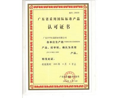 广东省采用国际标准产品-20570